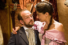 Juliette Drouet et Victor Hugo